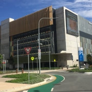 Sunshine Coast University Hospital Carpark