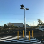 rail yard lighting