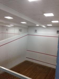 LED Squash Court Lighting UC 1