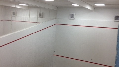 LED Squash Court Lighting UC 1