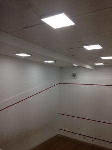 LED Squash Court Lighting UC 2