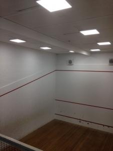 LED Squash Court Lighting UC 3