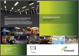 Commercial Brochure Screenshot