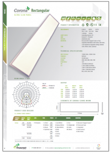Datasheet - LED Products