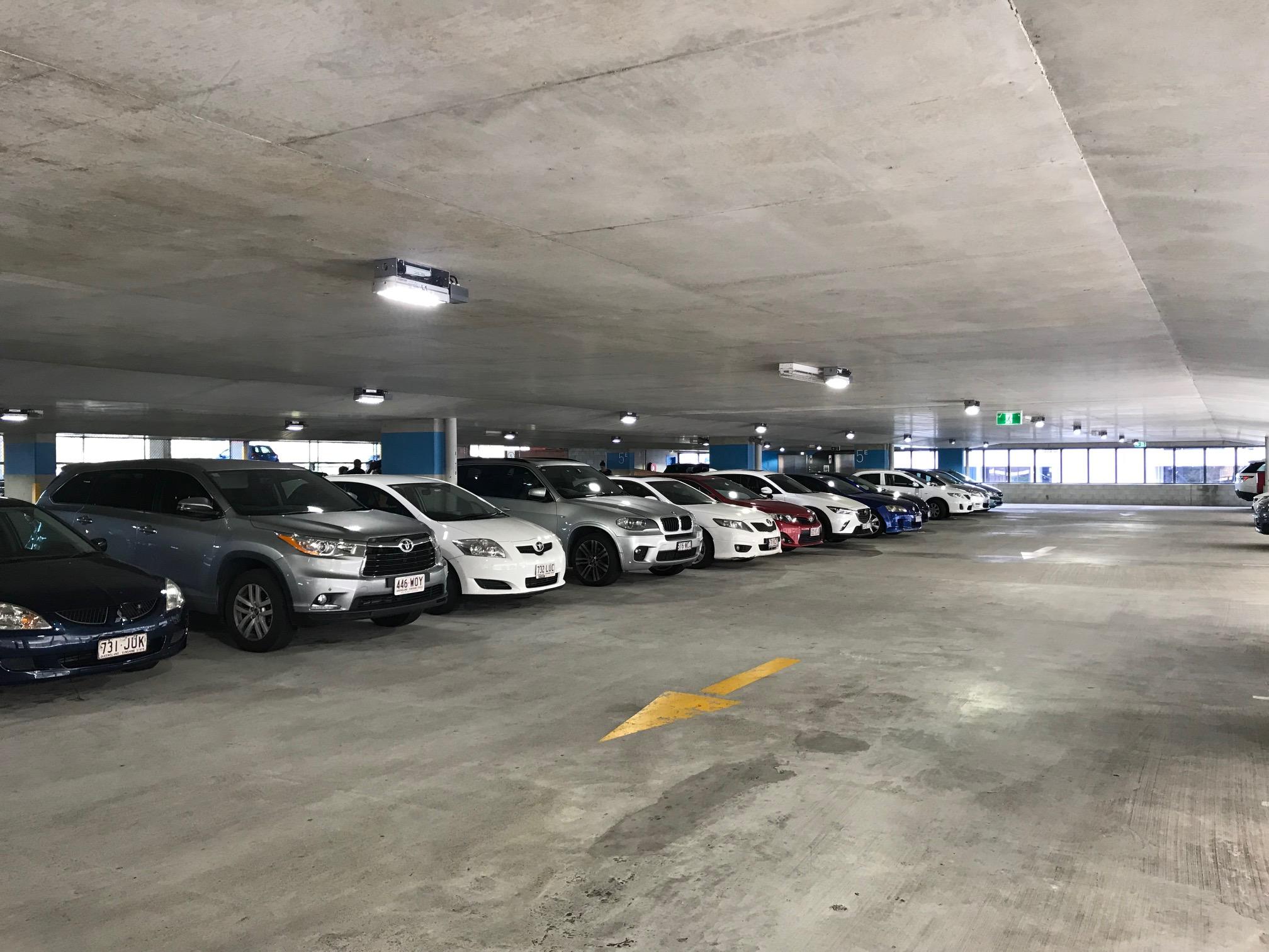LED Carpark Luminaires 4