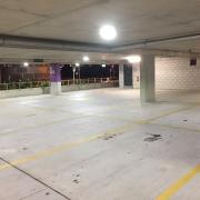 USC Hospital Carpark 3