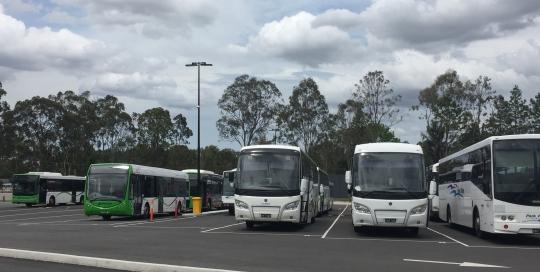 Bus QLD - LED Lights