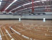 Maroochydore Basketball Stadium Lighting