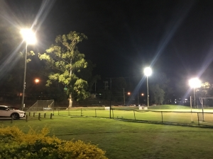 AFC LED Sports Field