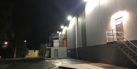 Aspley External LED Lighting