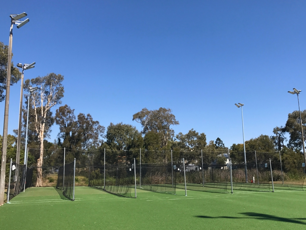 Wynnum Cricket - LED High Mast