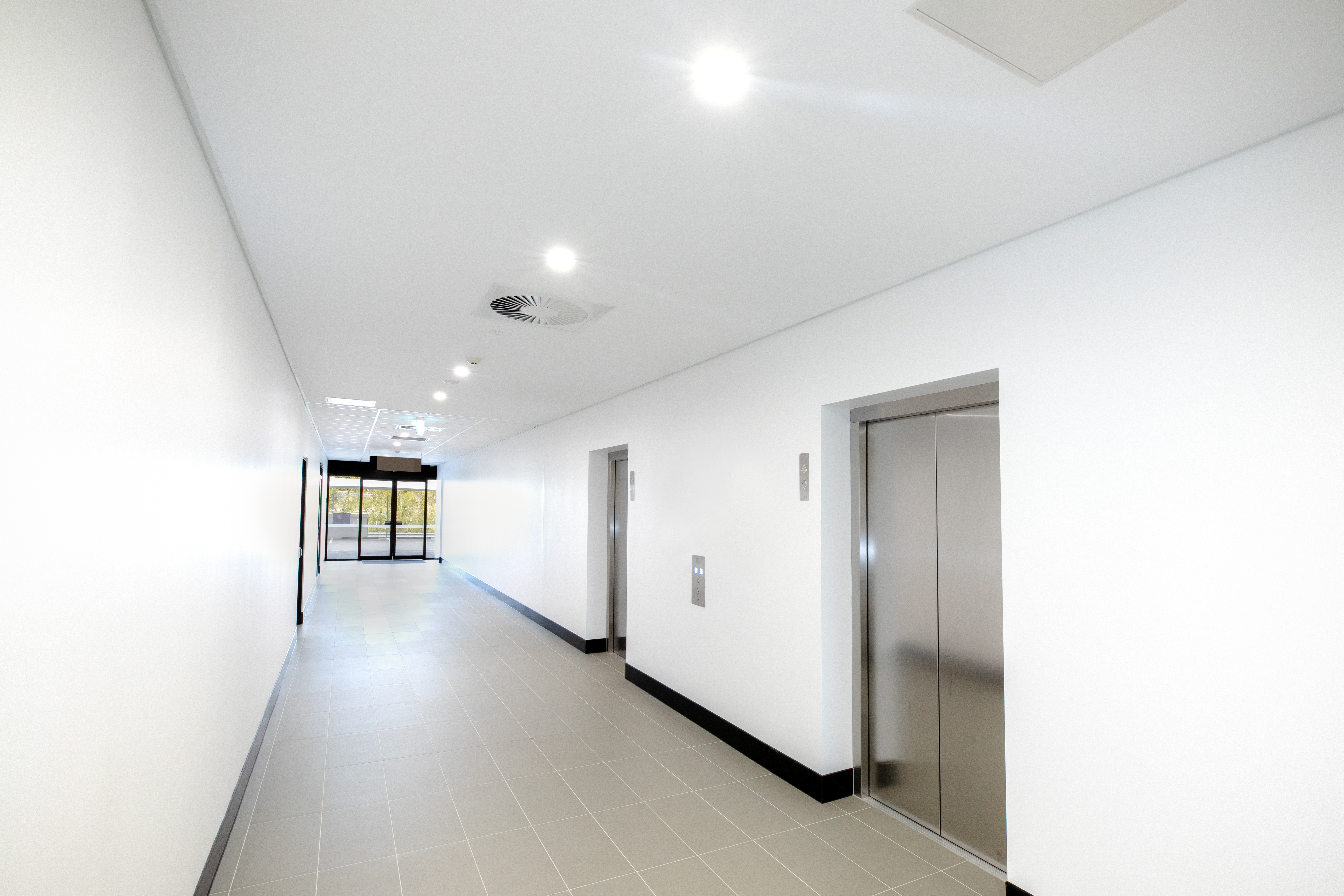 Empyrean Lighting installed at Maroochydore Office - Picture: Richard Walker/RDW Photography
