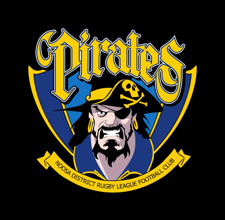 Noosa Pirates logo