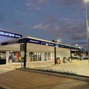Seaview Hotel Carpark