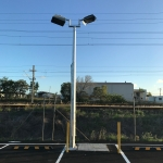 rail yard lighting